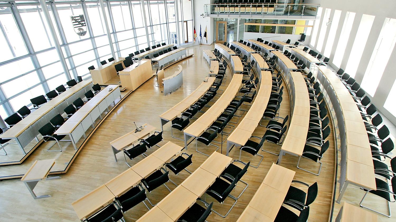 Landtag Sachsen-Anhalt: Wie konstituiert sich der Landtag?